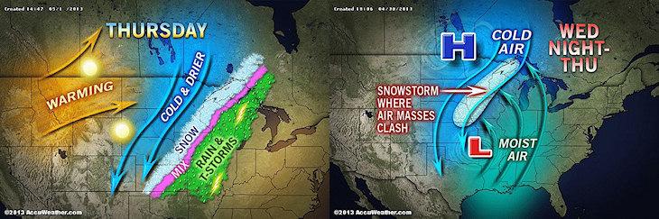 Image d'illustration pour Tempête de neige aux Etats Unis