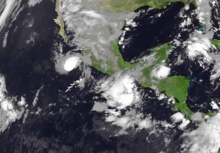 Image d'illustration pour Tempête tropicale Dalila (Mexique)