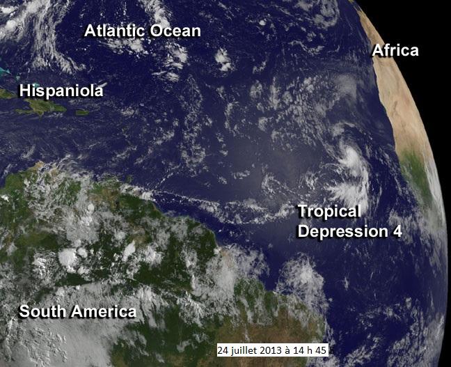 Image d'illustration pour Tempête tropicale Dorian (Atlantique)
