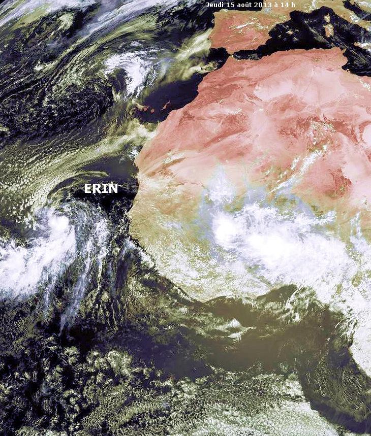 Image d'illustration pour Tempête tropicale Erin (Atlantique)