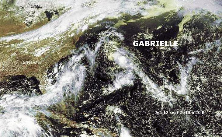 Image d'illustration pour Tempête tropicale Gabrielle (Bermudes - Terre Neuve)