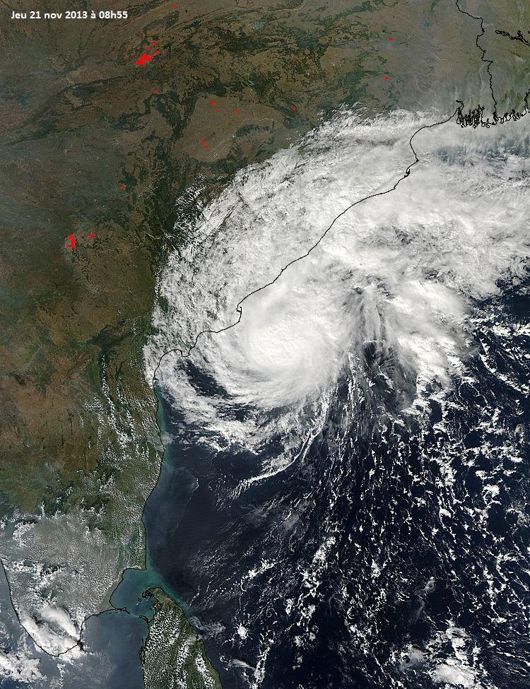 Image d'illustration pour Tempête tropicale Helen (Inde)