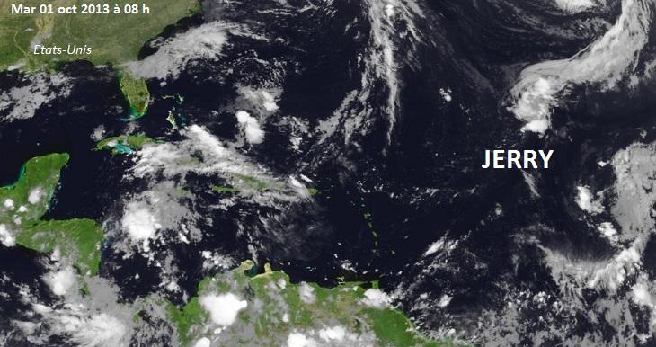 Image d'illustration pour Tempête tropicale Jerry (Atlantique)