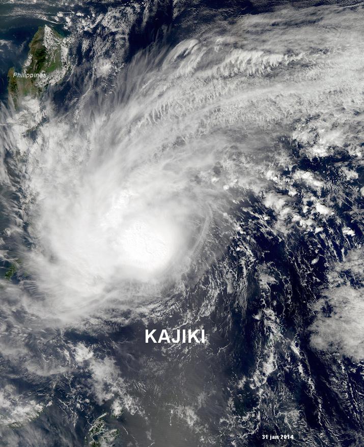 Image d'illustration pour Tempête tropicale Kajiki / Basyang (Philippines)