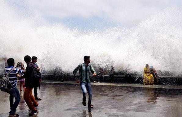 Image d'illustration pour Tempête tropicale Nanauk (Océan Indien Nord) - Surcote en Inde et Pakistan