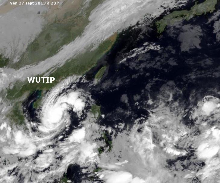 Image d'illustration pour Tempête tropicale Wutip / Paolo (Vietnam - Laos - Thaïlande)