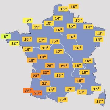 Image d'illustration pour Douceur : vers une installation durable du printemps ?