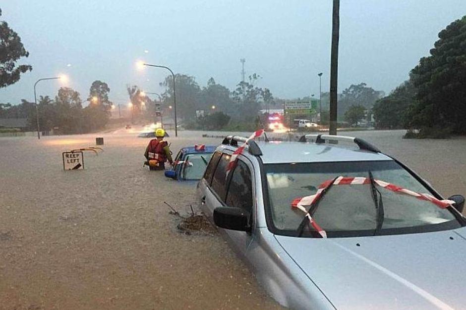 Image d'illustration pour Cyclone Quang et tempête meurtrière en Australie