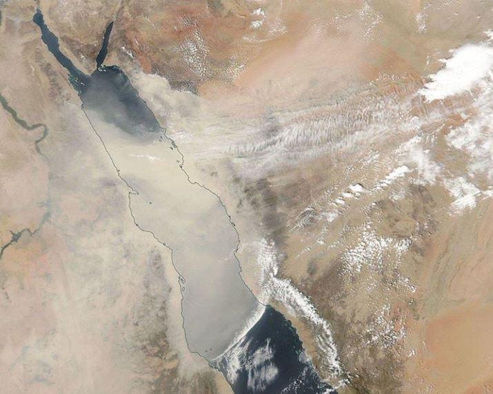 Image d'illustration pour Prévision et alerte aux tempêtes de sable