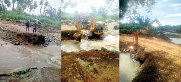 Image d'illustration pour Tempête tropicale Solo en Nouvelle Calédonie : des dégâts limités