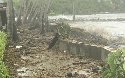 Image d'illustration pour Tempête tropicale Kirk sur les Antilles