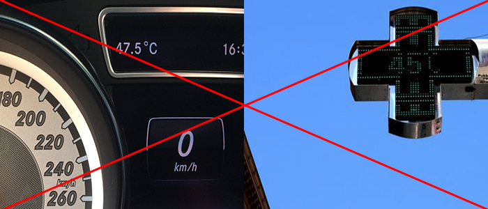 Image d'illustration pour 45.9°C à Gallargues : quelles conditions de mesure ?