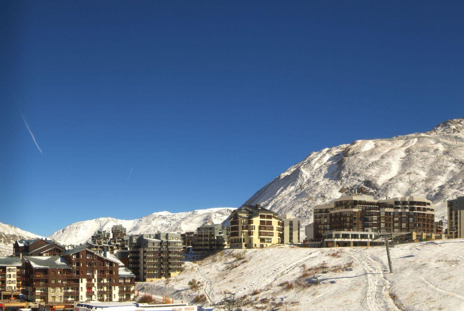 Image d'illustration pour Soleil et redoux : fonte des neiges dans les Alpes