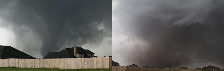Image d'illustration pour Puissante tornade EF4 très meurtrière à Moore (Oklahoma)