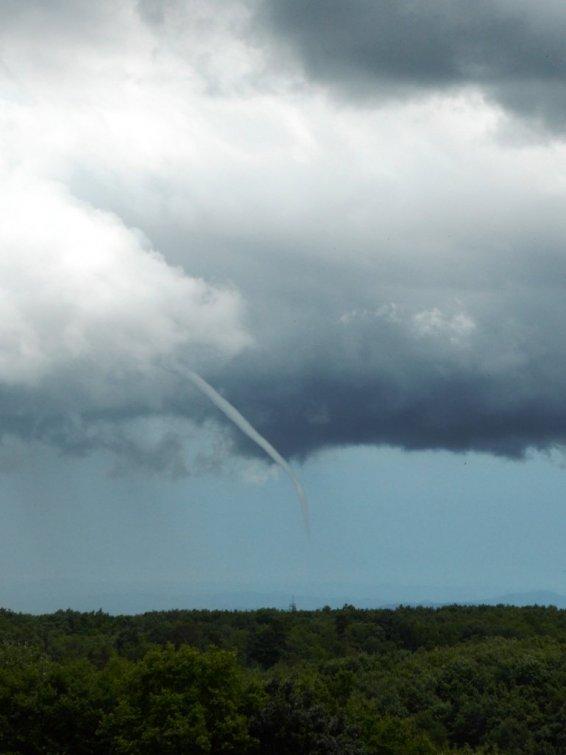 Image d'illustration pour Synthèse de la dégradation pluvio-orageuse du 18 au 22 juillet
