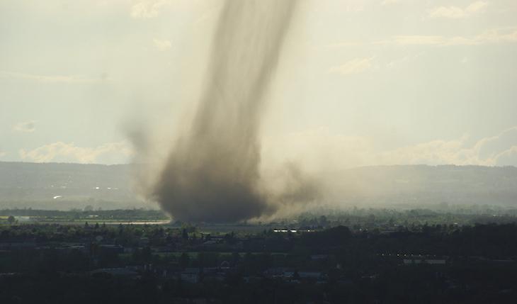 Image d'illustration pour Tornade près de Toulouse le 29 avril 2012