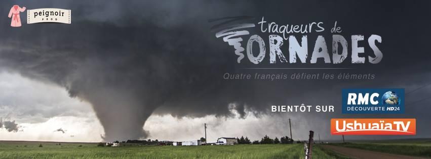 Image d'illustration pour Traqueurs de tornades - jeudi 23 octobre à 20 h 45 sur RMC Découvertes