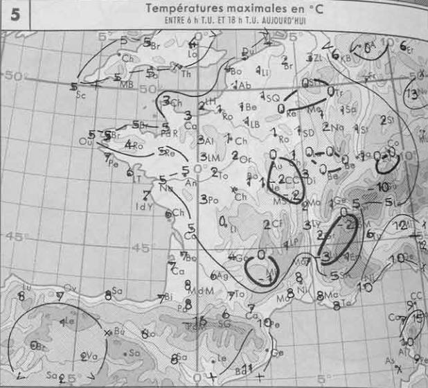 Image d'illustration pour Mars 1975 : un premier jour de printemps hivernal !