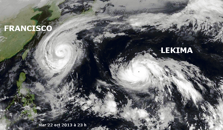 Image d'illustration pour Typhon Lekima (Pacifique Ouest)