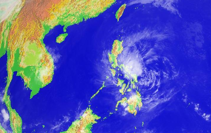 Image d'illustration pour Typhon Maysak aux Philippines - Tempête tropicale Haishen