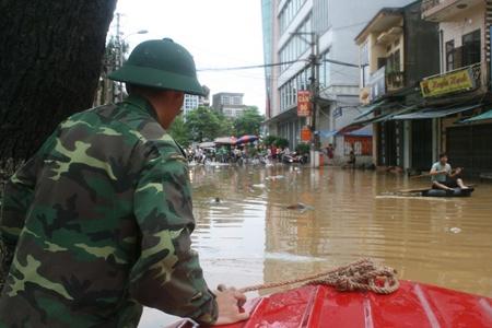 Image d'illustration pour Cyclone : typhon Rammasun (Philippines)