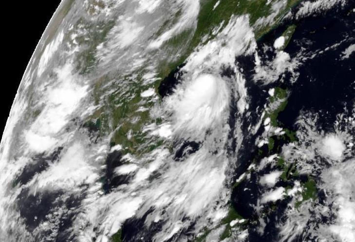 Image d'illustration pour Tempête tropicale (ex typhon) Rumbia / Gorio (Philippines - Chine)