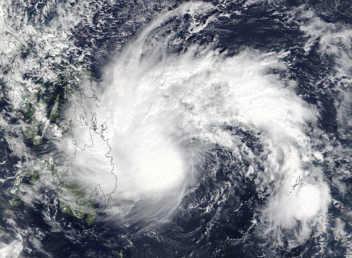 Image d'illustration pour Tempête Tembin très meurtrière sur les Philippines
