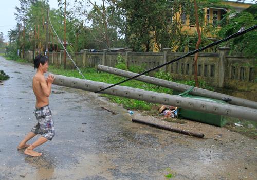 Image d'illustration pour Ex typhon Wutip / Paolo (Vietnam - Laos - Thaïlande)