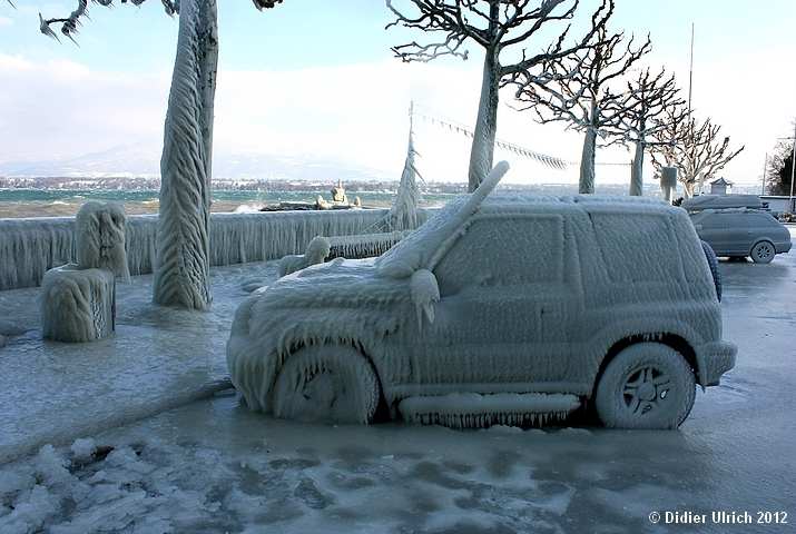 Image d'illustration pour Vague de froid de février 2012 : la plus récente