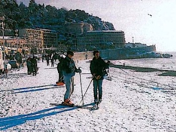 Image d'illustration pour Une vague de froid marquante en janvier 1985