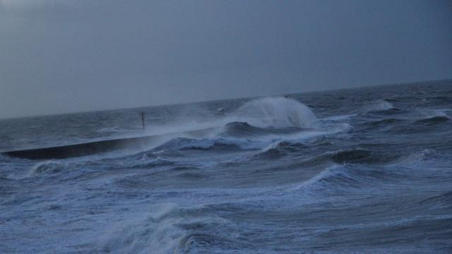 Image d'illustration pour Synthèse de l'épisode vagues submersions du 31 janvier au 2 février