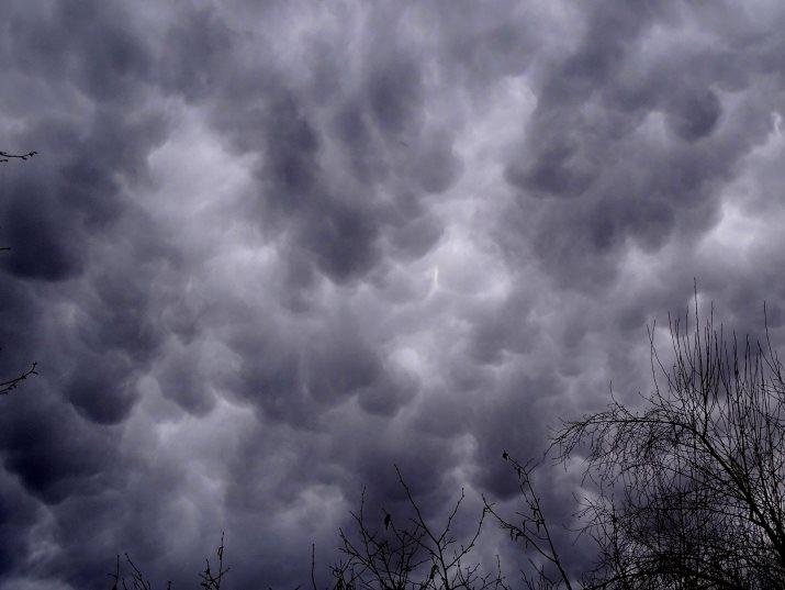 Image d'illustration pour Tempête en montagne et orages : un 6 mars agité