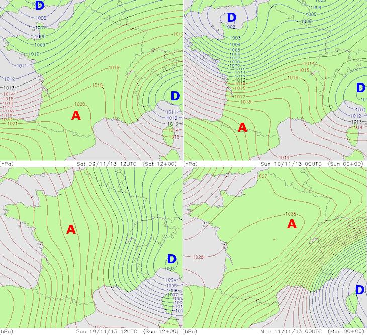 Image d'illustration pour Vents forts sur la France - tempête en Corse