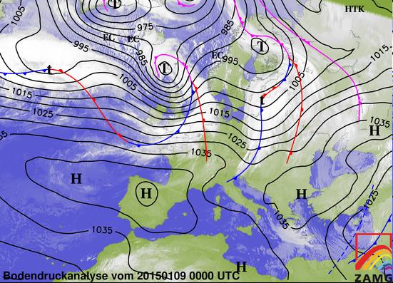 Image d'illustration pour Bilan météo du week-end : tempêtes au Nord & records de chaleur au Sud