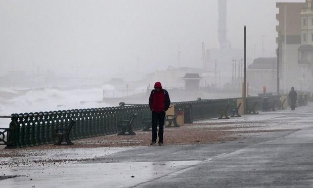 Image d'illustration pour Fort coup de vent sur le Nord Pas de Calais en marge de la tempête Barney