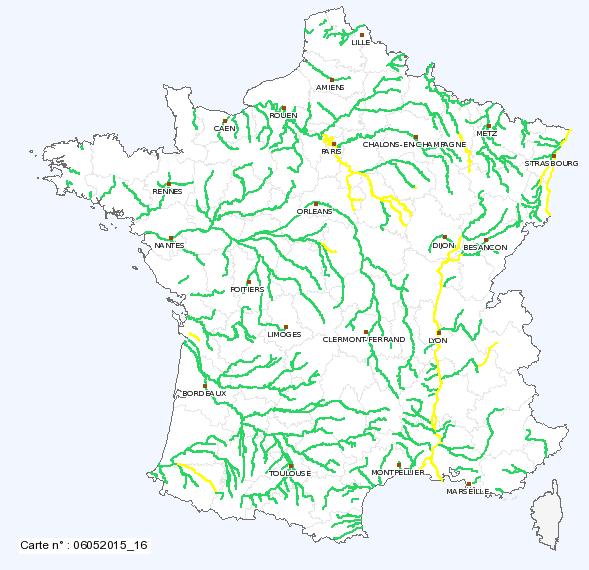 Image d'illustration pour Crue et inondations : un mort dans le Loiret