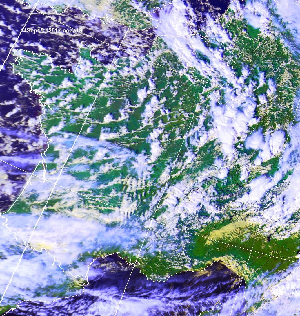 Image d'illustration pour La France sous un ciel de traîne