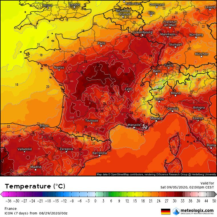 Image d'illustration pour L'été n'est pas terminé : retour de la chaleur pour septembre ?