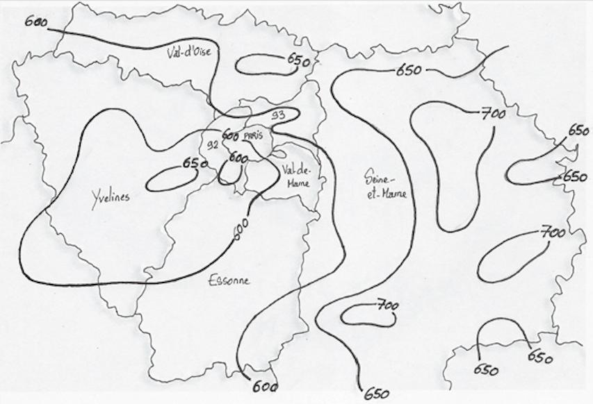 Image d'illustration pour Climat de l'Ile-de-France
