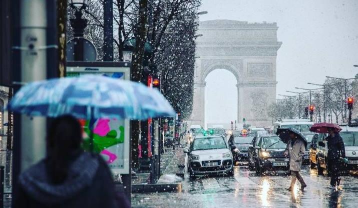 Actualites Meteo Retour Sur Les Offensives Hivernales Au Debut Du Mois De Novembre 04 11 2020